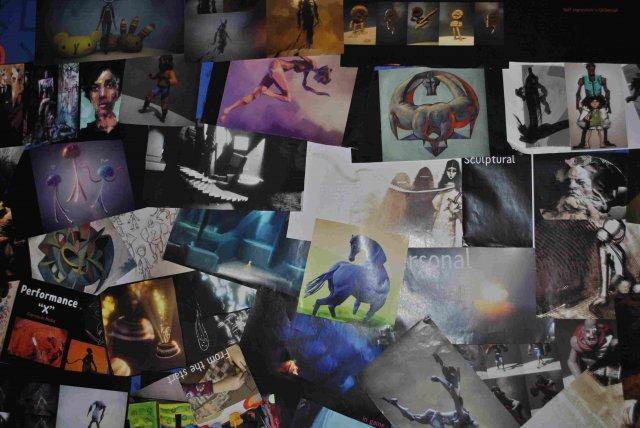 dreams-wall-collage