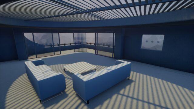 DreamsPS4 PlayStation Home Harbor Studio